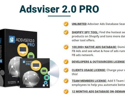 What is AdsViser 2.0?